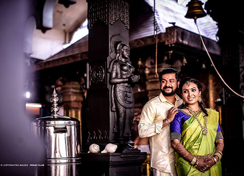 Wedding photography in Calicut